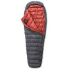 Yeti Shadow 300 - Sacos de dormir - L gris/rojo